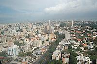 Vista &aacute;erea de la ciudad de Santo Domingo en la zona de los cacicazgos.<br /> Santo Domingo, Rep&uacute;blica Dominicana. 27 Octubre de 2010. Foto: &copy; Cesar De La Cruz.