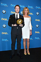 Christine Lahti &amp; Matthew Heineman at the 70th Annual Directors Guild Awards at the Beverly Hilton Hotel, Beverly Hills, USA 03 Feb. 2018<br /> Picture: Paul Smith/Featureflash/SilverHub 0208 004 5359 sales@silverhubmedia.com