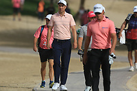 Ross Fisher (ENG) walking down the 8th during Round 2 of the Omega Dubai Desert Classic, Emirates Golf Club, Dubai,  United Arab Emirates. 25/01/2019<br /> Picture: Golffile | Thos Caffrey<br /> <br /> <br /> All photo usage must carry mandatory copyright credit (© Golffile | Thos Caffrey)