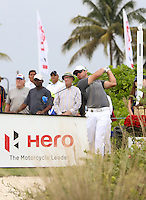 151204  Paul Casey during Friday's Second Round of The Hero World Challenge, at The Albany Golf Club in New Providence, Nassau, Bahamas.(photo credit : kenneth e. dennis/kendennisphoto.com)