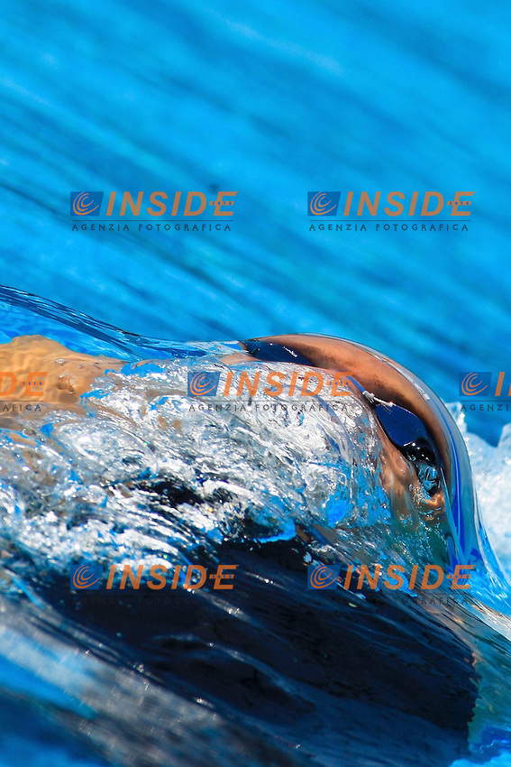 Roma 27th July 2009 - 13th Fina World Championships From 17th to 2nd August 2009.100 M Women's Breaststroke.Mirko di Tora ITA.photo: Roma2009.com/InsideFoto/SeaSee.com