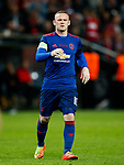 Wayne Rooney of Manchester United during the UEFA Europa League Final match at the Friends Arena, Stockholm. Picture date: May 24th, 2017.Picture credit should read: Matt McNulty/Sportimage