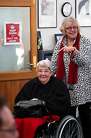 Dr Janice Wenn book launch at Whaiora in Masterton, New Zealand on Thursday, 28 June 2018. Photo: Dave Lintott / lintottphoto.co.nz