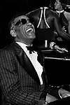 Ray Charles, Oct 3, 1975, Great American Music Hall, SF. A pioneer in the genre of soul music during the 1950s by fusing rhythm &amp; blues, gospel, and blues styles into his early recordings for Atlantic Records. He also helped racially integrate country and pop music during the 1960s with his crossover success on ABC Records, most notably with his Modern Sounds albums.<br /> <br /> In 2004, Rolling Stone ranked Charles number 10 on their list of &quot;The 100 Greatest Artists of All Time&quot;, and voted him number two on their November 2008 list of &quot;The 100 Greatest Singers of All Time&quot;.