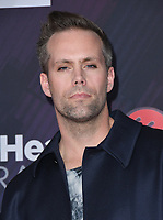 11 March 2018 - Inglewood, California - Justin Tranter. 2018 iHeart Radio Awards held at The Forum. <br /> CAP/ADM/BT<br /> &copy;BT/ADM/Capital Pictures