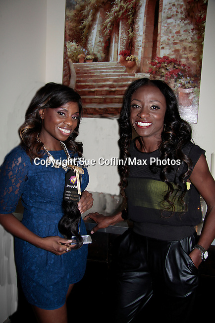 INAANTA Hair International Launch Party hosted by Diva Gals