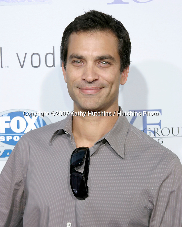 "Jonathan Schaech.""Resurrecting The Champ"" Premiere.Beverly Hills,  CA.Aug 22, 2007.©2007 Kathy Hutchins / Hutchins Photo...."