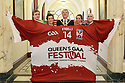 PMCE 03 FEB 2014 QUB GAA FESTIVAL LAUNCH