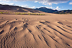 Great Sand Dunes National Park, Colorado, USA