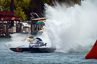 "Jerry Hopp, GP-15 ""Happy Go Lucky"" and Mathew Daoust, GP-9 (Grand Prix Hydroplane(s)"