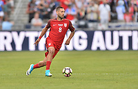 Commerce City, CO - Thursday June 08, 2017: Clint Dempsey during their 2018 FIFA World Cup Qualifying Final Round match versus Trinidad & Tobago at Dick's Sporting Goods Park.