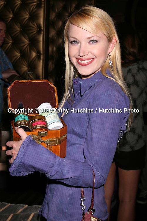 Adrienne Frantz.GBK MTV Movie Awards Gifting Suites .Crimson & Opera.Los Angeles,  CA.May 30, 2008.©2008 Kathy Hutchins / Hutchins Photo .