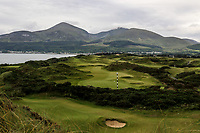 Royal County Down (RCD) in its full glory during Round 3 Matchplay of the Women's Amateur Championship at Royal County Down Golf Club in Newcastle Co. Down on Friday 14th June 2019.<br /> Picture:  Thos Caffrey / www.golffile.ie