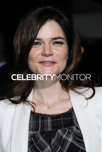 "HOLLYWOOD, CA - MARCH 06: Betsy Brandt at the Los Angeles Premiere Of DreamWorks Pictures' ""Need For Speed"" held at TCL Chinese Theatre on March 6, 2014 in Hollywood, California. (Photo by Xavier Collin/Celebrity Monitor)"