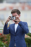 Lukas Dhont attends the photocall for 'GIRL' during the 71st annual Cannes Film Festival at Palais des Festivals on May 13, 2018 in Cannes, France.<br /> CAP/GOL<br /> &copy;GOL/Capital Pictures