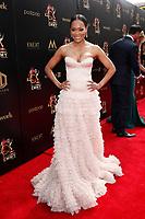 PASADENA - May 5: Robin Givens at the 46th Daytime Emmy Awards Gala at the Pasadena Civic Center on May 5, 2019 in Pasadena, California