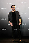 Carlos Santos attends to IQOS3 presentation at Palacio de Cibeles in Madrid. February 10,2019. (ALTERPHOTOS/Alconada)