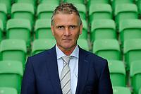 GRONINGEN - Voetbal, Presentatie FC Groningen o23, seizoen 2017-2018, 11-09-2017,   Henk Vegter