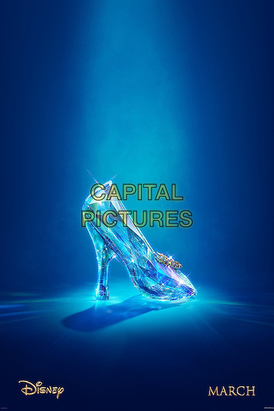 POSTER ART<br /> in Cinderella (2015)<br /> *Filmstill - Editorial Use Only*<br /> CAP/NFS<br /> Image supplied by Capital Pictures