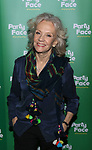 Hayley Mills attends the Opening Night of 'Party Face' on January 22, 2018 at Robert 2 Restaurant in New York City.