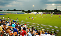 Sports photography of the the Charlotte Independence, an American soccer team based in Charlotte, North Carolina. The Charlotte Independence were founded in 2014. The team play their home games at Ramblewood Soccer Complex.<br /> <br /> Charlotte Photographer - PatrickSchneiderPhoto.com