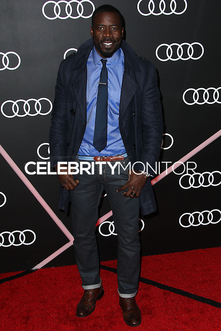 LOS ANGELES, CA - JANUARY 09: Demetrius Grosse at the Audi Golden Globe Awards 2014 Cocktail Party held at Cecconi's Restaurant on January 9, 2014 in Los Angeles, California. (Photo by Xavier Collin/Celebrity Monitor)