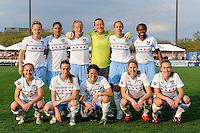 Chicago Red Stars Starting Eleven. Sky Blue FC defeated the Chicago Red Stars 1-0 in a Women's Professional Soccer (WPS) match at Yurcak Field in Piscataway, NJ, on April 11, 2010.
