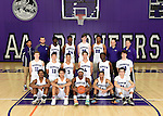 12-2-16, Pioneer High School boy's varsity basketball team