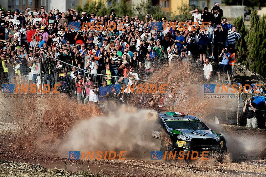 BERTELLI <br /> Rally di Sardegna 2016 <br /> Foto Lavadinho / Panoramic / Insidefoto