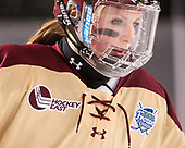 Grace Bizal (BC - 2) - The Boston College Eagles defeated the Harvard University Crimson 3-1 on Tuesday, January 10, 2017, at Fenway Park in Boston, Massachusetts.The Boston College Eagles defeated the Harvard University Crimson 3-1 on Tuesday, January 10, 2017, at Fenway Park.