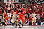 Jeffrey Parmer (Phoenix), MAY 22nd, 2011 - Basketball : bj-league 2010-2011 Season Playoff Final4, Final Match between Hamamatsu Higashimikawa Phoenix 82-68 Ryukyu Golden Kings at Ariake Coliseum, Tokyo, Japan. (Photo by Yusuke Nakanishi/AFLO SPORT/bj-league) [1090]