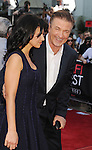 HOLLYWOOD, CA - NOVEMBER 04: Alec Baldwin and Hilaria Thomas arrive at the premiere of 'Rise of the Guardians' during the 2012 AFI Fest presented by Audi at Grauman's Chinese Theatre on November 4, 2012 in Hollywood, California.