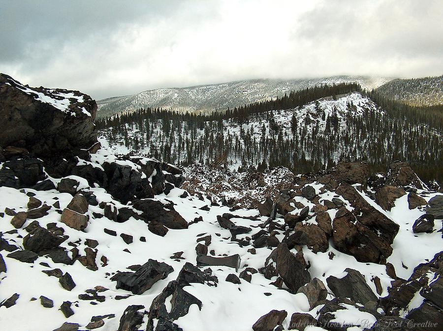 Newberry National Volcanic Monument, Oregon, USA