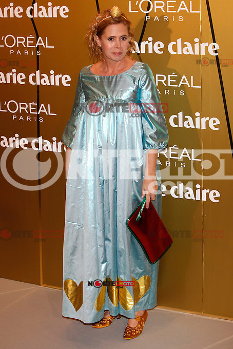 Ágatha Ruiz de la Prada attends Marie Claire Prix de la Moda awards 2012 at French Embassy in Madrid. November 22, 2012. (ALTERPHOTOS/Caro Marin) /NortePhoto