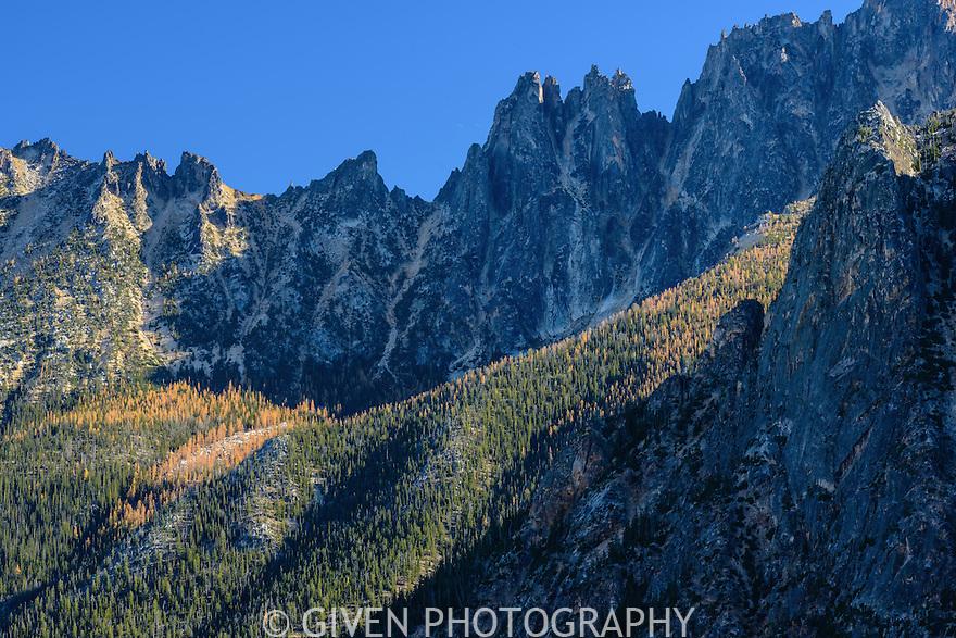 Silver Star Mountain, North Cascades National Park, Washington