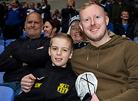 Bolton Wanderers' supporters enjoying the pre-match atmosphere<br /> <br /> Photographer Andrew Kearns/CameraSport<br /> <br /> The EFL Sky Bet Championship - Bolton Wanderers v Coventry City - Saturday 10th August 2019 - University of Bolton Stadium - Bolton<br /> <br /> World Copyright © 2019 CameraSport. All rights reserved. 43 Linden Ave. Countesthorpe. Leicester. England. LE8 5PG - Tel: +44 (0) 116 277 4147 - admin@camerasport.com - www.camerasport.com