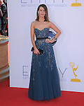 Sarah Paulson. at The 64th Anual Primetime Emmy Awards held at Nokia Theatre L.A. Live in Los Angeles, California on September  23,2012                                                                   Copyright 2012 Hollywood Press Agency