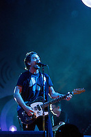 SÃO PAULO-SP, 14.11.2015 - SHOW-SP - A banda americana Pearl Jam durante show Estádio do Morumbi, zona sul da cidade de São Paulo neste sábado dia 14. (Foto: Flavio Hopp / Brazil Photo Press)