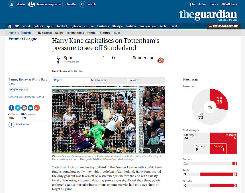 https://www.theguardian.com/football/2016/sep/18/tottenham-hotspur-sunderland-premier-league-match-report