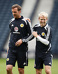 Andy Webster and Steven Naismith
