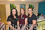 Aura Beauty Salon at CH Chemist Tralee : Emma Leane, Angela Curran and Karen O'Connor