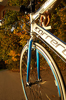 Carrera Virtuoso Road Bike , Virginia Water, Surrey  October 2011 pic copyright Steve Behr / stockfile