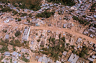 On February 4, 1976, Guatemala was struck by a major 7.5 magnitude earthquake, which contributed to the death toll of 23.000 and about 80.000 wounded. It happened during the night and most adobe type houses in mountain villages collapsed. The fact that roads and railroads were cut,  prevented the relief teams from arriving quickly.