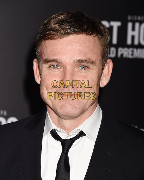 HOLLYWOOD, CA - JANUARY 25: Actor Ricky Schroder arrives at the Premiere Of Disney's 'The Finest Hours' at TCL Chinese Theatre on January 25, 2016 in Hollywood, California.<br /> CAP/ROT/TM<br /> &copy;TM/ROT/Capital Pictures