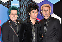 Green Day<br /> 2016 MTV EMAs in Ahoy Arena, Rotterdam, The Netherlands on November 06, 2016.<br /> CAP/PL<br /> &copy;Phil Loftus/Capital Pictures /MediaPunch ***NORTH AND SOUTH AMERICAS ONLY***