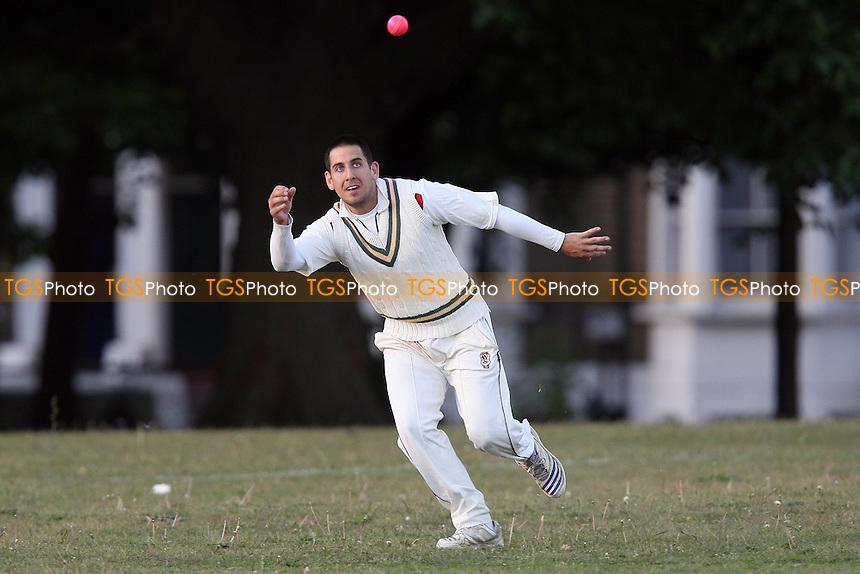 Junoon CC (batting) vs Rose & Crown CC - Victoria Park Community Cricket League - 24/05/11 - MANDATORY CREDIT: Gavin Ellis/TGSPHOTO - Self billing applies where appropriate - Tel: 0845 094 6026