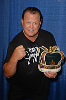 "MIAMI BEACH, FL - JULY 05: Jerry ""The King"" Lawler at Florida Supercon held at the Miami Beach Convention Center on July 5, 2019 in Miami Beach, Florida.<br /> CAP/MPI04<br /> ©MPI04/Capital Pictures"