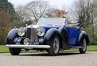W.O Bentley's pre war stunner for Lagonda for sale.
