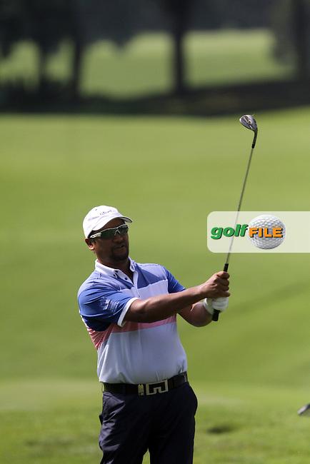 Michael Campbell (NZL) on the 16th on Day 1 of the 2013 Maybank Malaysian Open, Kuala Lumpur Golf and Country Club, Kuala Lumpur, Malaysia 21/3/13...(Photo Jenny Matthews/www.golffile.ie)
