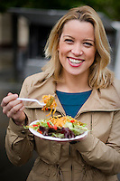 Healthy eating guru Amanda Hamilton